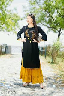 Jivia Fashionable Women Kurta Sets