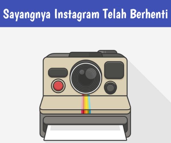 10 Penyebab Dan Cara Mengatasi Sayangnya Instagram Telah Berhenti Di Android