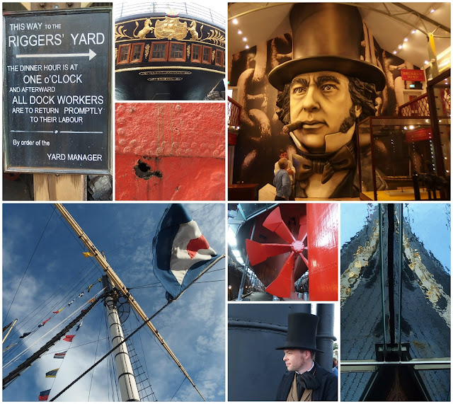 Lots to see and do at the SS Great Britain