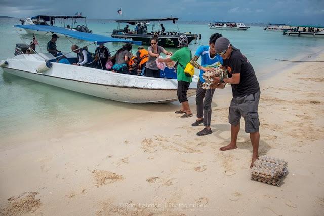 Memakmurkan Kaum Bajau Laut Kepulauan Semporna