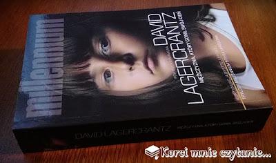 """David Lagercrantz """"Mężczyzna, który gonił swój cień"""""""