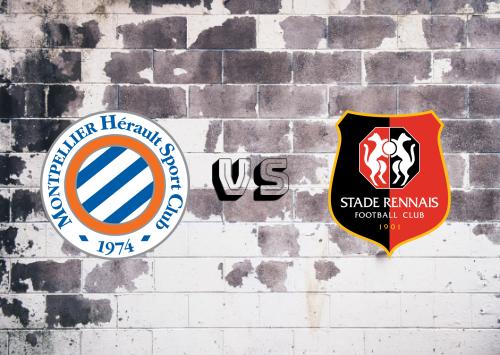 Montpellier vs Rennes  Resumen