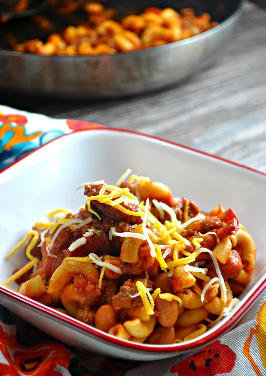 Weight Watchers Goulash - 7 Points Plus! | The Food Hussy!