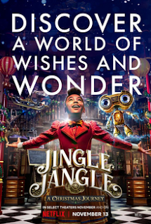 Jingle Jangle: A Christmas Journey Full Movie Download