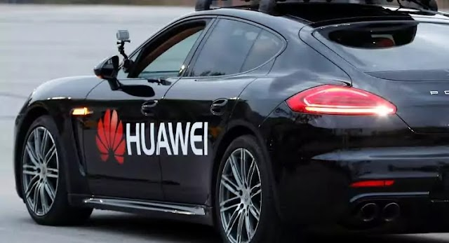 China's Huawei plans to make electric car