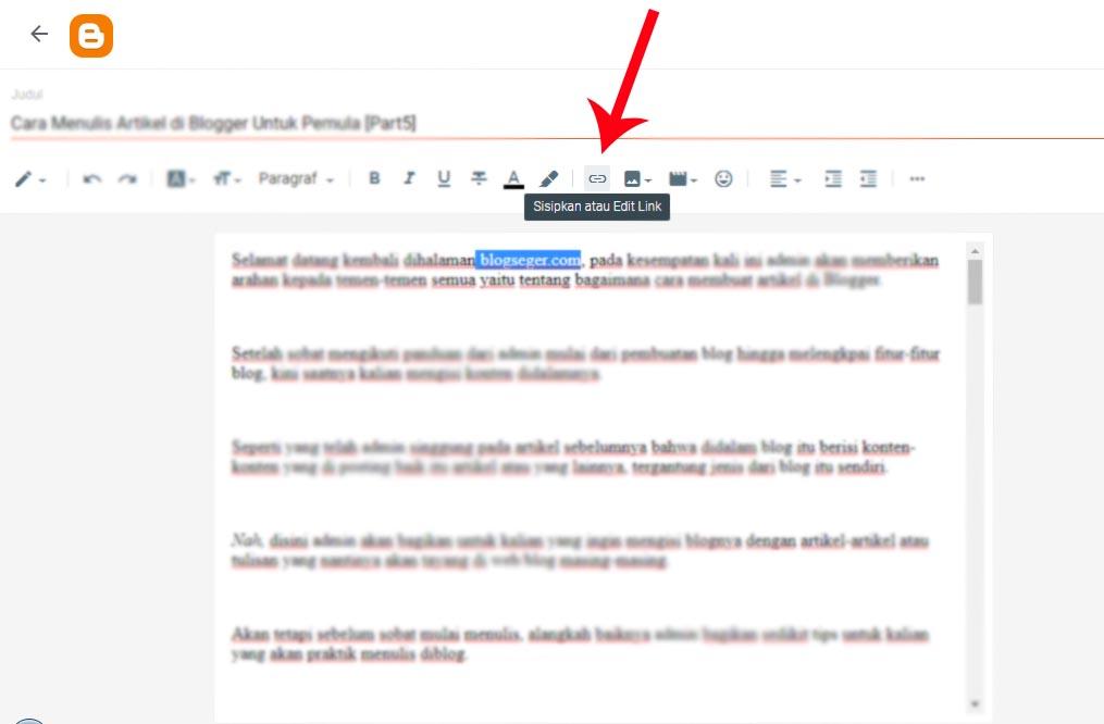 Cara Menulis Artikel