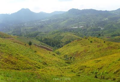 Bukit Teletubies Cicalengka