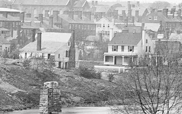 The Fredericksburg Ice House