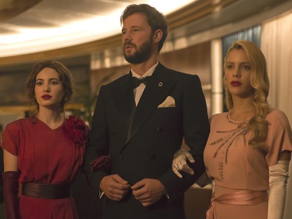 'High Seas' ('Alta Mar') Season 2 Has A Release Date On Netflix
