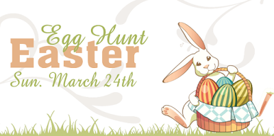 Easter Banner - Easter Egg Hunt | Banners.com