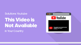 Learn How To Fix This Video is Not Available in Your Country (Youtube)