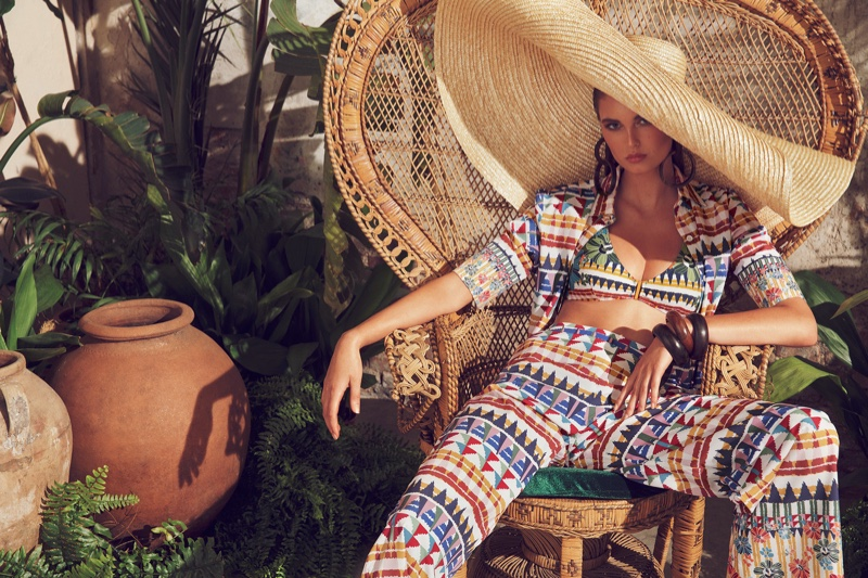 DOLORES CORTÉS SWIMWEAR S/S 2021 CAMPAIGN BY RICHARD RAMOS
