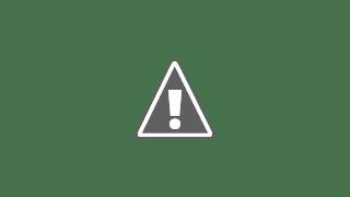 Un anciano cruza una verja