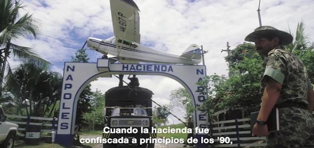 Un viaje a la haciendo Napoles la finca y Zoológico privado del capo Pablo Escobar
