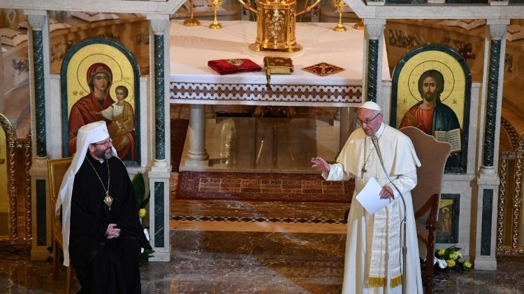 Kepala Gereja Katolik Yunani Sampaikan Pesan Tahun Baru