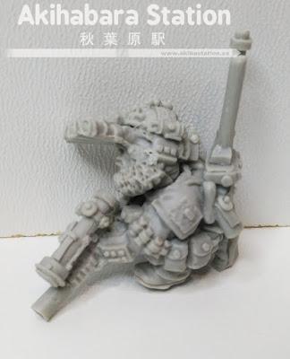 Review de Dvergr Commando Sniper Team - Kromlech