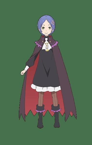 Meili Portroute (Re:Zero Kara Hajimeru Isekai Seikatsu)