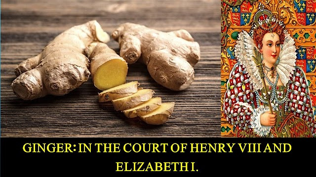 Ginger: In The Court of Henry VIII and Elizabeth I.
