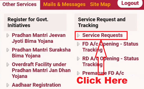 how to apply cheque book in pnb net banking