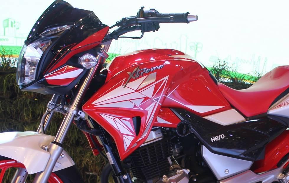Hero Motocorp All Set To Launch New Hero Xtreme 200s Bike In 2018
