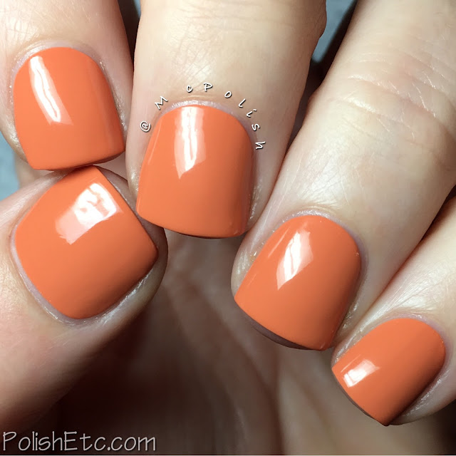 Essie - Resort Collection 2016 - McPolish - Taj Ma-Haul