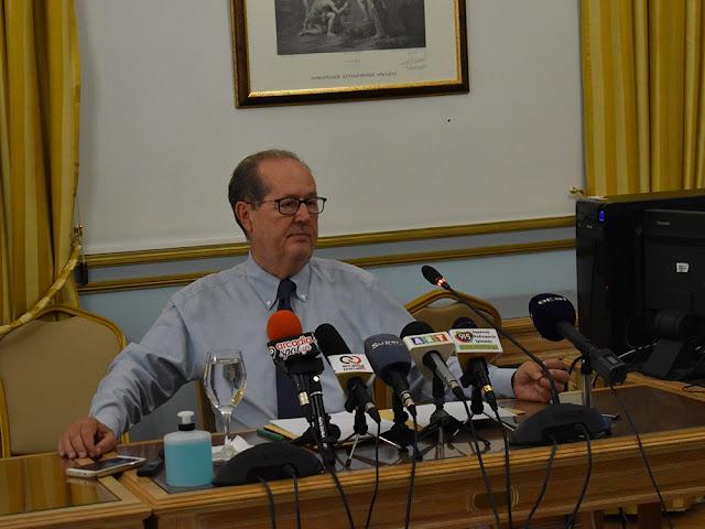 Ικανοποιημένος ο Περιφερειάρχης Πελοποννήσου από την συνάντηση με Μητσοτάκη