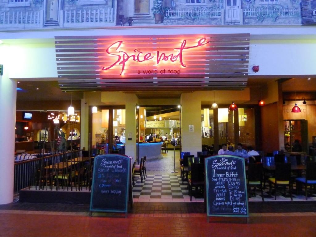 Indian Buffet Restaurant Cardiff