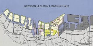reklamasi Jakarta Utara