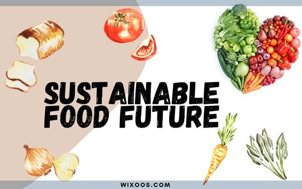 Sustainable food future