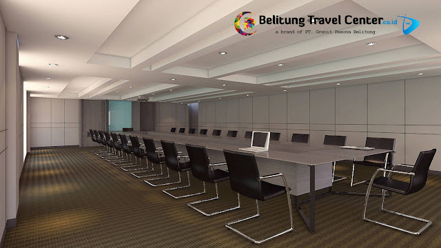 Meeting Room Hotel Fairfield by Marriott Belitung