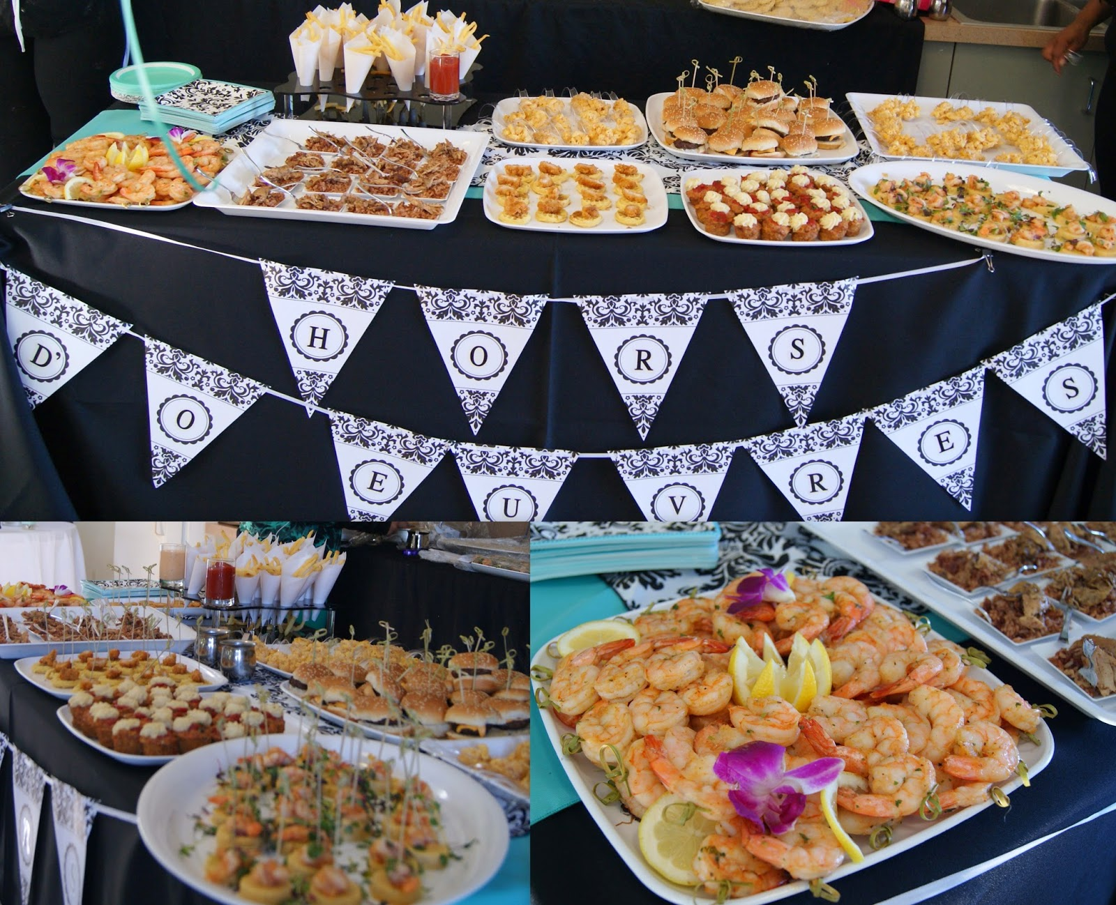 Breakfast At Tiffany S Themed Party Food