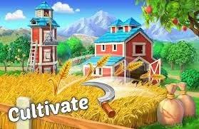 Wild West: New Frontier  استمتع بمحاكاة حياة القرية في محاكات الزراعة الخاصة بك!
