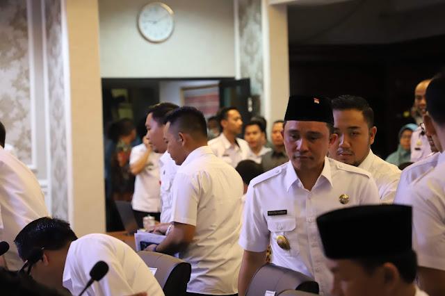 Musrenbang Tingkat Kabupaten, Parosil Undang Gubernur