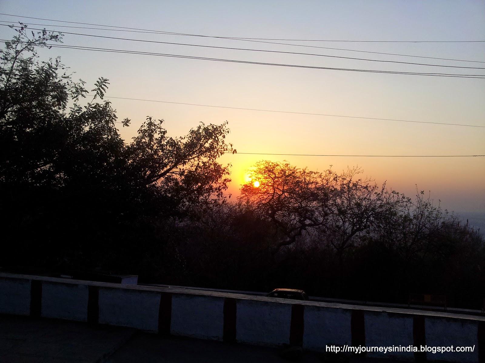 Mysore Chamundi Hill