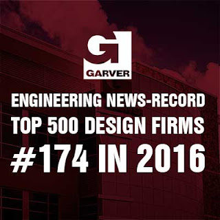 Garver Up 18 Spots in ENR Top 500