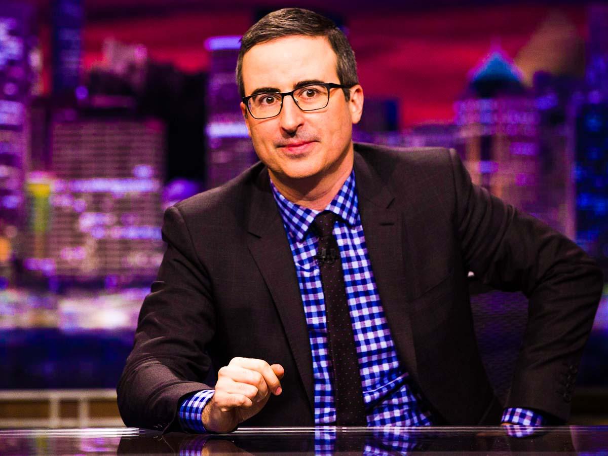 Last Week Tonight with John Oliver retorna para 8ª temporada em fevereiro, na HBO
