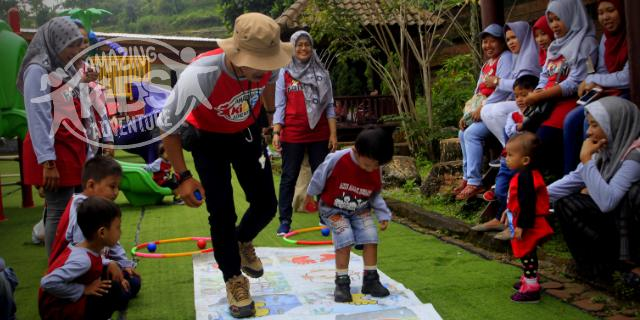 Outbound Anak Di Pacet Trawas