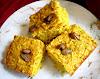 Quick and Easy Coconut Turmeric Spelt Cake {Vegan}