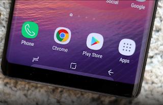 Cara mengganti tombol Navigasi Samsung Galaxy Note 8 yang akan membuat anda kagum