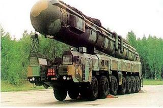 Waduh .. Diam-diam China Tempatkan Rudal Balistik Dongfeng 41 di dekat Perbatasan Rusia - Commando