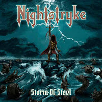 "Ο δίσκος των Nightstryke ""Storm of Steel"""