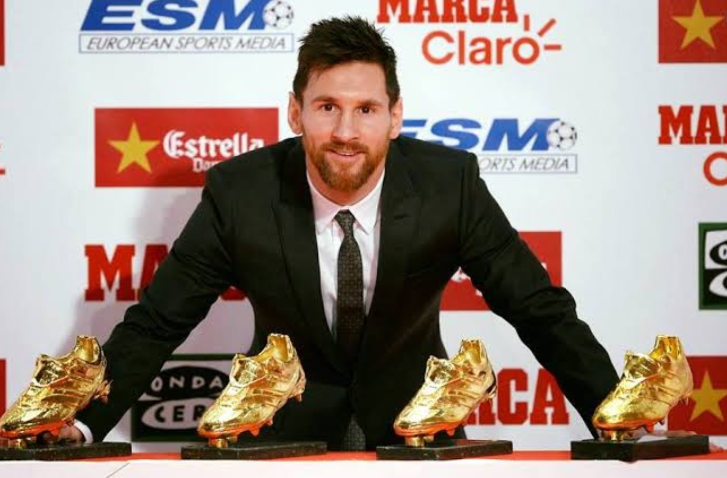Champions league top scorers lionel messi 2020