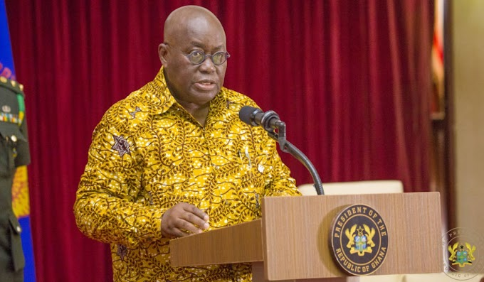 President Akufo-Addo Leaves For Togo