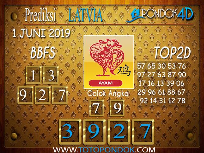 Prediksi Togel LATVIA PONDOK4D 1 JUNI 2019