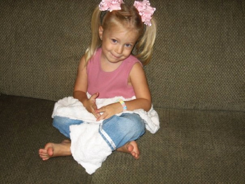 little miss DIY Beautify, pretty in pink