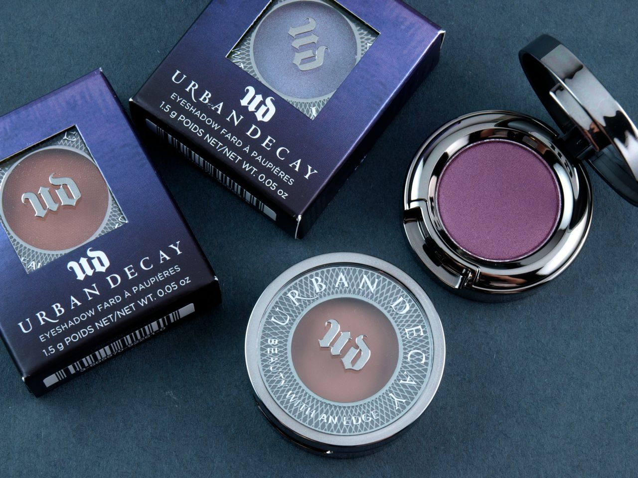 Urban Decay Summer 2015 New Single Eyeshadow Shades: Review and Swatches