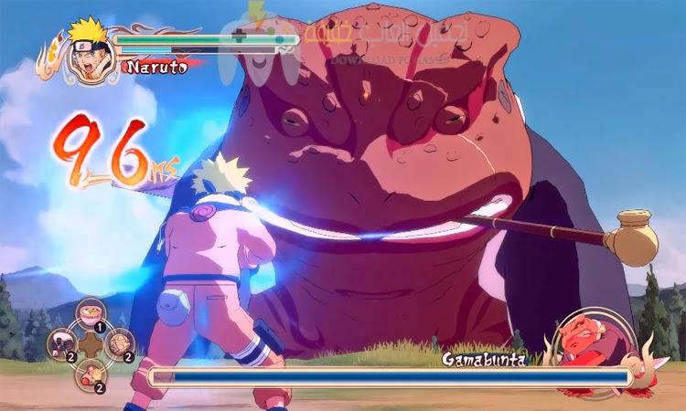 تحميل لعبة Naruto Shippuden Ultimate Ninja Storm 1