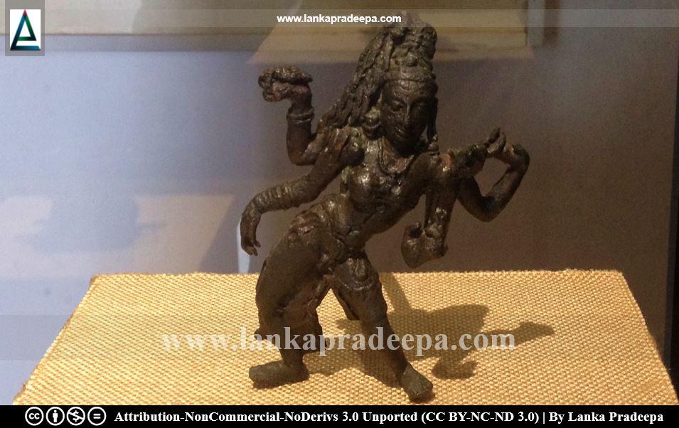 Ardhanarisvara Statue