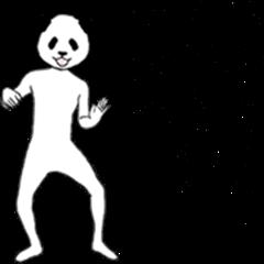 Mika name sticker(animated)