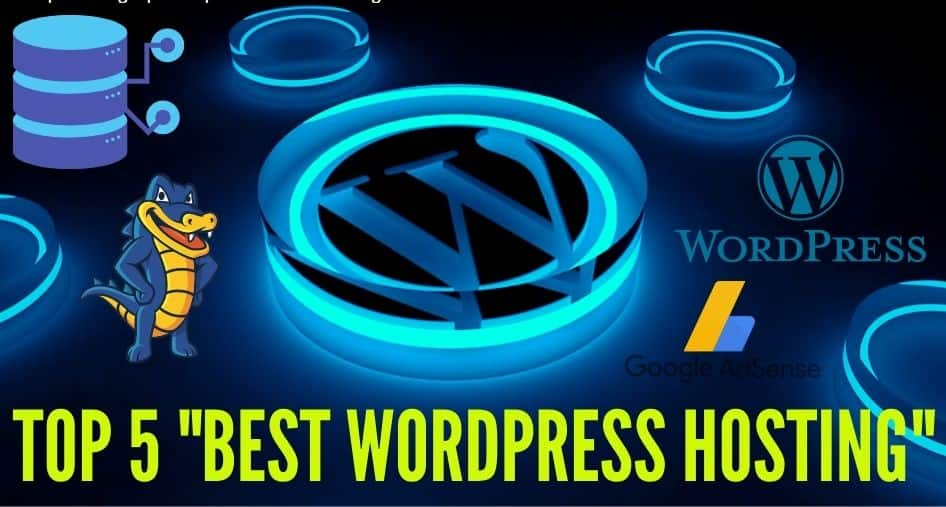 WordPress Hosting | These are the BEST of 2021